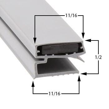 Utility-Gasket-14-1/4-x-25-9/16-1307-P4-69-091-1