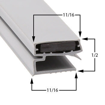 Stanley-Knight-Gasket-8-3/8-x-24-1/4-72-055-1