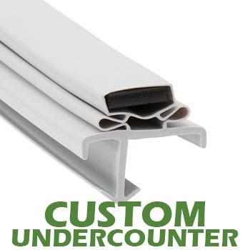 Profile-601-Custom-Undercounter-Door-Gasket-gasket,601,American-Panel-1