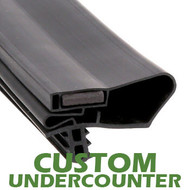 Profile-782-Custom-Undercounter-Door-Gasket-gasket,782,Anthony-1