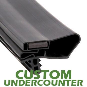 Profile-782-Custom-Undercounter-Door-Gasket-gasket,782,Anthony-1
