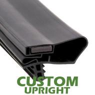 Profile-782-Custom-Upright-Door-Gasket-gasket,782,Anthony-1