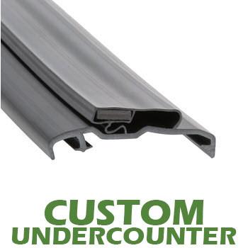 Profile-385-Custom-Undercounter-Door-Gasket-gasket,385,Ardco-1