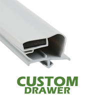 Profile 091 - Custom Drawer Gasket