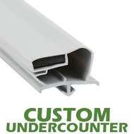 Profile 091 - Custom Undercounter Door Gasket
