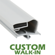 Profile 091 - Custom Walk-in Door Gasket