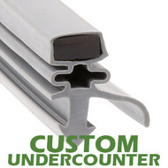 Profile-833-Custom-Undercounter-Door-Gasket-gasket,833,Silver-King-1