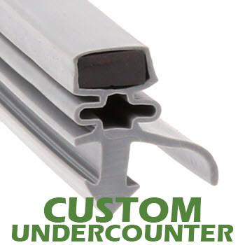 Profile-833-Custom-Undercounter-Door-Gasket-gasket,833,Silver-King-1