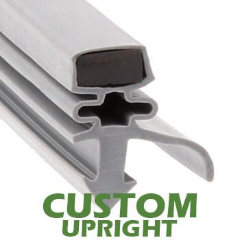 Profile-833-Custom-Upright-Door-Gasket-gasket,833,Silver-King-1