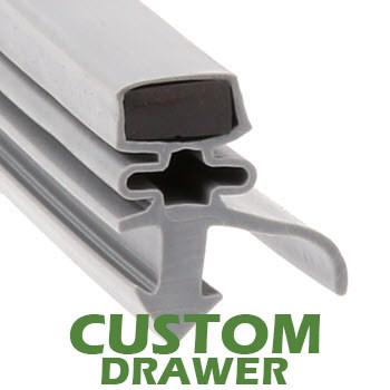 Profile-833-Custom-Drawer-Gasket-gasket,833,Sliver-King-1