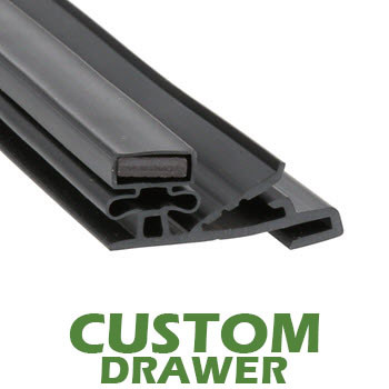 Profile-852-Custom-Drawer-Gasket-gasket,852,Styline,Victory-1