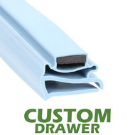 Profile-802-Custom-Drawer-Gasket-gasket,802,Delfield-1