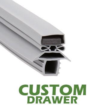 Profile-691-Custom-Drawer-Gasket-gasket,691,Traulsen-1