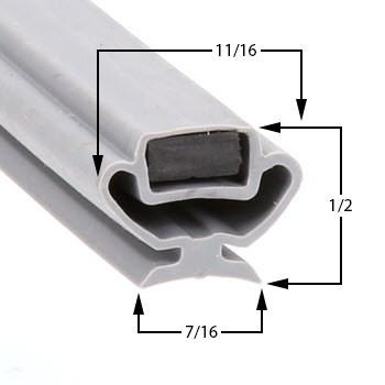 custom-gasket-profile-#829-2
