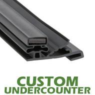 Profile-852-Custom-Undercounter-Door-Gasket-gasket,852,Styline,Victory-1