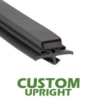Profile-016-Custom-Upright-Door-Gasket-gasket,016,Beverage-Air-Nor-Lake,Perlick,Star-Starrett-True-Mfg-Victory-1