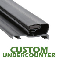 Profile-290-Custom-Undercounter-Door-Gasket-gasket,290,Pinnacle,Nor-Lake,McCall,Hobart,Ardco-1