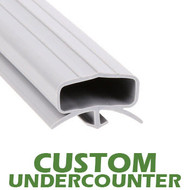 Profile-289-Custom-Undercounter-Door-Gasket-gasket-289,Glenco,Hobart,Silver-King-1