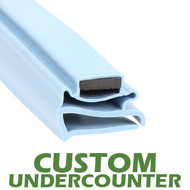 Profile-802-Custom-Undercounter-Door-Gasket-gasket,802,Delfield-1
