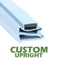 Profile-802-Custom-Upright-Door-Gasket-gasket,802,Delfield-1