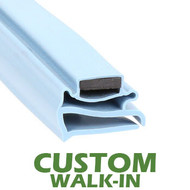Profile-802-Custom-Walk-in-Door-Gasket-gasket,802,Delfield-1