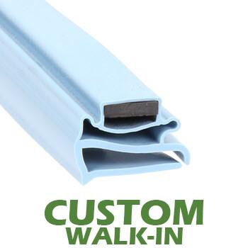 Profile-802-Custom-Walk-in-Door-Gasket-gasket,802,Delfield-1