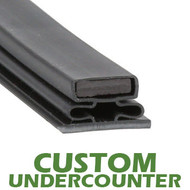 Profile-716-Custom-Undercounter-Door-Gasket-gasket,716,Howard-1