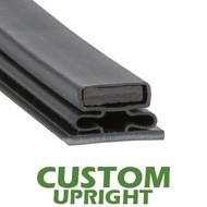 Profile-716-Custom-Upright-Door-Gasket-gasket,716,Howard-1