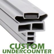 Profile-714-Custom-Undercounter-Door-Gasket-gasket,714,Randell-1