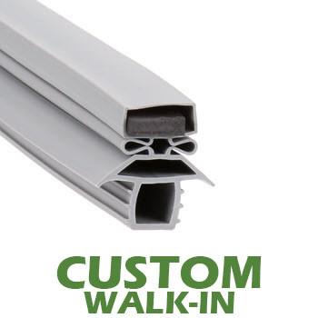 Profile-691-Custom-Walk-in-Door-Gasket-gasket,691,Traulsen-1