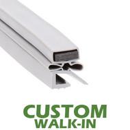 Profile-590-Custom-Walk-in-Door-Gasket-gasket,590,Hobart,Utility,Vulcan-1