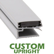 Profile-424-Custom-Upright-Door-Gasket-gasket,424,rter-Hoffman,Federal,Stanley-Knight,Traulsen-1