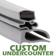 Profile-702-Custom-Undercounter-Door-Gasket-gasket,702,Delfield,Federal,Hobart,Howard,Leer,Northalnd,Perlick,Progressive,Randell,StylelineTyler,Universial-Nolin-1