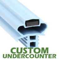 Profile-891-Custom-Undercounter-Door-Gasket-gasket,891,Delfield-1