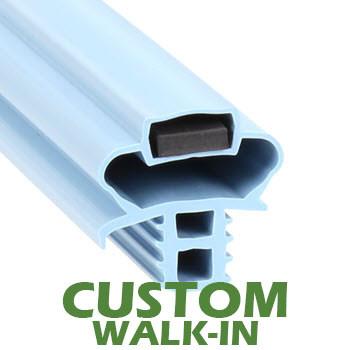 Profile-891-Custom-Walk-in-Door-Gasket-gasket,891,Delfield-1