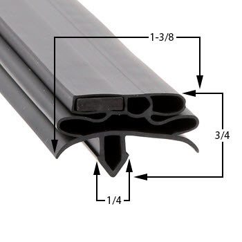 True-Mfg-960215-Gasket-13 1/4 x 23 1/2-1