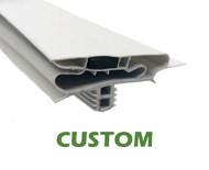 Profile 619 - Custom Upright Door Gasket