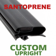 Profile 229 Life Max - Custom Upright Door Gasket