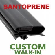 Profile 229 Life Max - Custom Walk-in Door Gasket