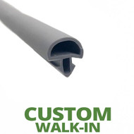 Profile 738 - Custom Hot-Side Walk-in Door Gasket