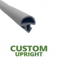 Profile 738 - Custom Hot-Side Upright Door Gasket