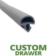 Profile 738 - Custom Hot-Side Drawer Gasket