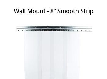 Generic Strip Curtain Kit 36 X 84 Refrigeration Gaskets Made
