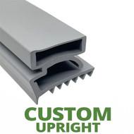 Profile 425 - Custom Upright Door Gasket