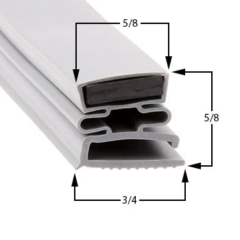 Dunhill-Gasket-12-3/4-x-33-3/4-36-1