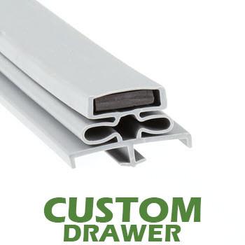 Profile-166-Custom-Drawer-Gasket-gasket-166-Coldtech-Continental-Glenco-Manitowoc-Stanley-Knight-Traulsen-1