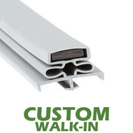 Profile-166-Custom-Walk-in-Door-Gasket-gasket-166-Coldtech-Continental-Glenco-Manitowoc-Stanley-Knight-Traulsen,-1