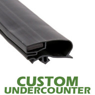 Profile-226-Custom-Undercounter-Door-Gasket-gasket-226-1