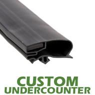 Profile-226-Custom-Undercounter-Door-Gasket-gasket-226-1