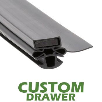 Profile-254-Custom-Drawer-Gasket-gasket-254-Turbo-Air-1